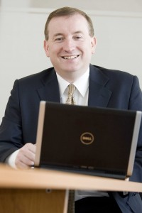 Dermot Williams, Managing Director of Threatscape