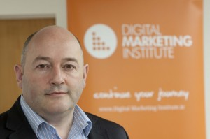Ian Dodson, CEO of the DMI