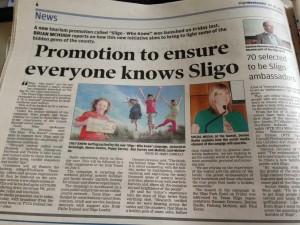 Sligo Weekender 2013 2