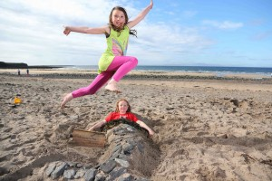 Streedagh Beach Jumper