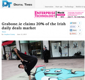 digitaltimes.ie coverage